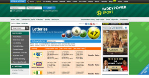 Paddy Power Lotto
